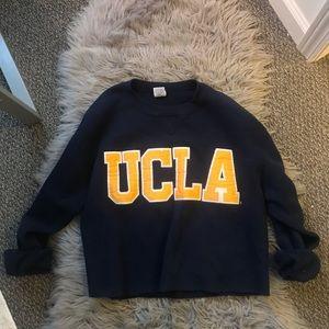 Tops - UCLA college crop crewneck